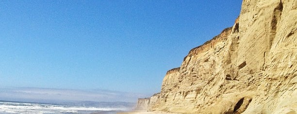 Pescadero State Beach is one of Stevenson Favorite US Beaches.