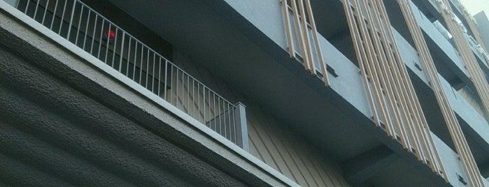 東京都立産業貿易センター台東館 is one of 高井 : понравившиеся места.