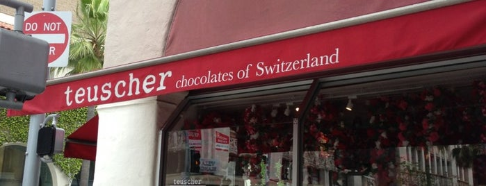 andSons Chocolatiers is one of Orte, die Murat gefallen.