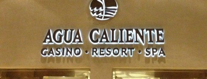 Agua Caliente Resort and Casino is one of Eileen 님이 좋아한 장소.