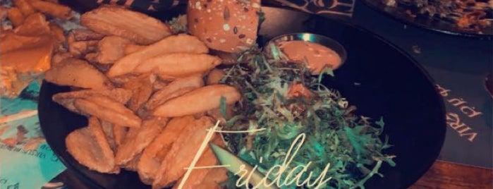 Virtue Burger is one of Riyadh 2.
