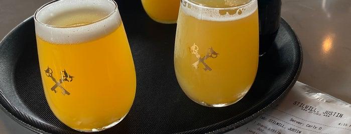Xül Beer Co is one of Roadtrip.
