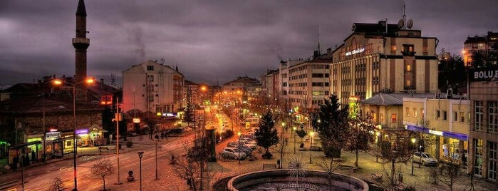 Belediye Meydanı is one of Bolu & Düzce.