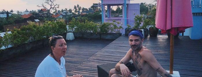KOA D'Surfer Hotel is one of Lieux qui ont plu à Guillaume.