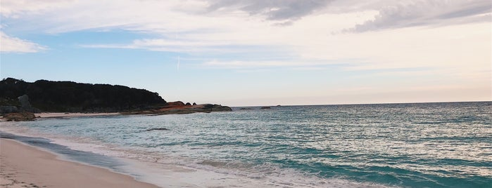 Bay Of Fires is one of Febrina's Liked Places.