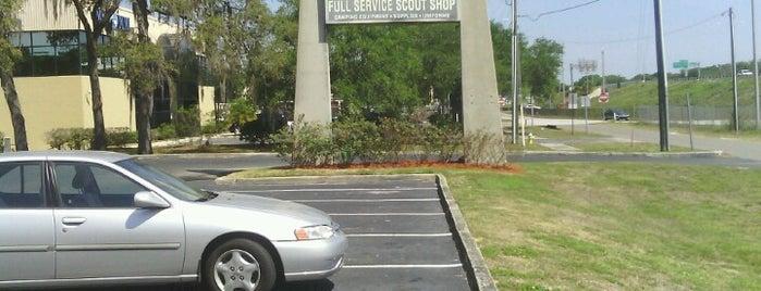Boy Scouts of America Gulf Ridge Council is one of สถานที่ที่ Jay ถูกใจ.