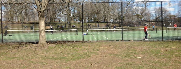 Fort Greene Park Tennis Courts is one of Fort Greene Neighborhood Guide.