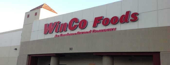 WinCo Foods is one of Lugares guardados de Mark.