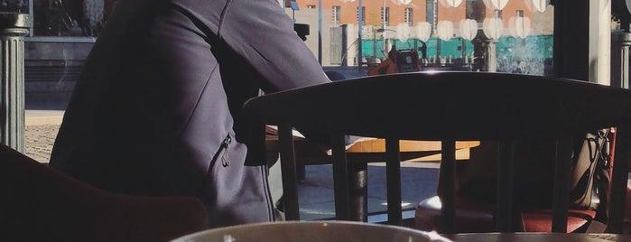 Costa Coffee is one of Reedani 님이 좋아한 장소.