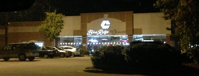 Carmike Blue Ridge 14 Cinema is one of Raleigh/Cary/Durham, North Carolina.