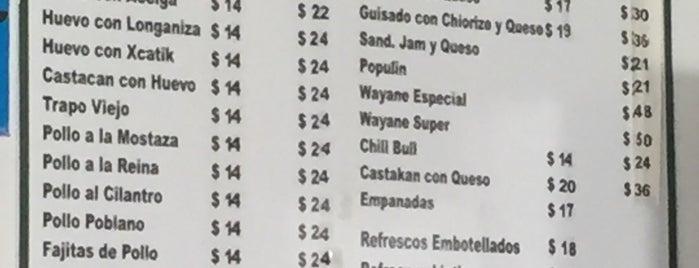 Wayan'e is one of Lugares favoritos de Oscar.