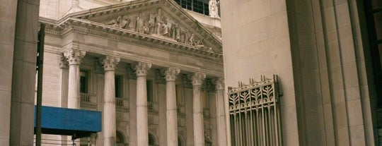NYS Supreme Court, Appellate Division, 1st Dept is one of Architecture - Great architectural experiences NYC.