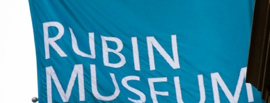 Rubin Museum of Art is one of NYC Arts.