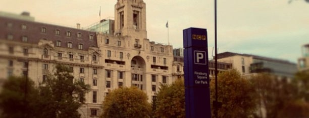 Finsbury Square is one of London.