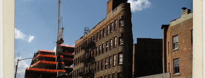 Meatpacking District is one of NYC Neighborhoods.