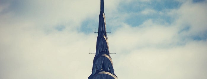 Chrysler Building is one of Architecture - Great architectural experiences NYC.
