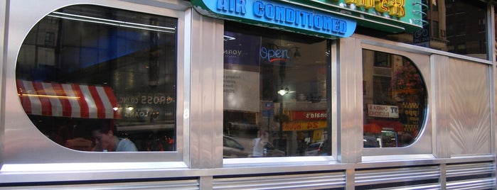 Tick Tock Diner is one of NYC Diners.
