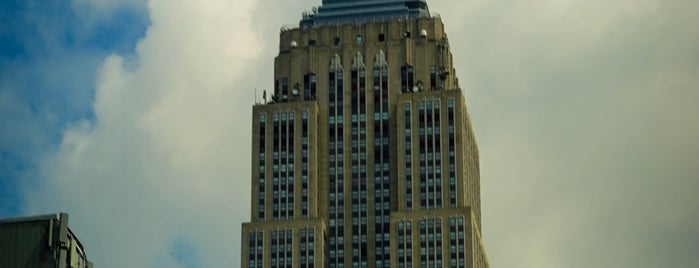 Edificio Empire State is one of Architecture - Great architectural experiences NYC.