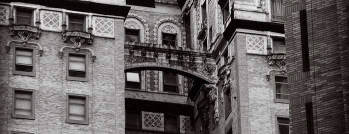 4 Park Avenue is one of Mike: сохраненные места.