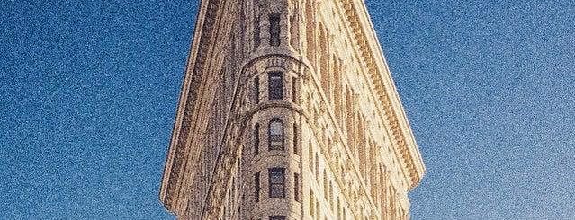 Flatiron Building is one of NEW YORK GEZİ 🗽.