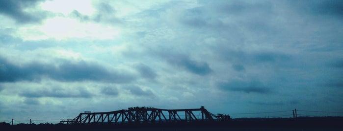 14th Street Bridge is one of DC Metro.