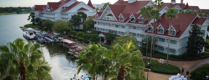Disney's Grand Floridian Resort & Spa is one of Walt Disney World.