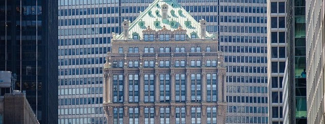 The Helmsley Building is one of Architecture - Great architectural experiences NYC.