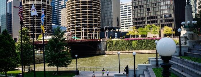 Chicago Riverwalk is one of Chicago.