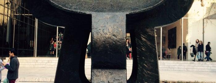 Museu de Arte Moderna (MoMA) is one of NYC Activities.