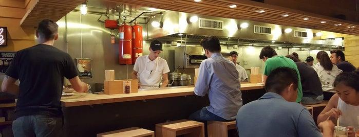 Momofuku Noodle Bar is one of Asian NYC.