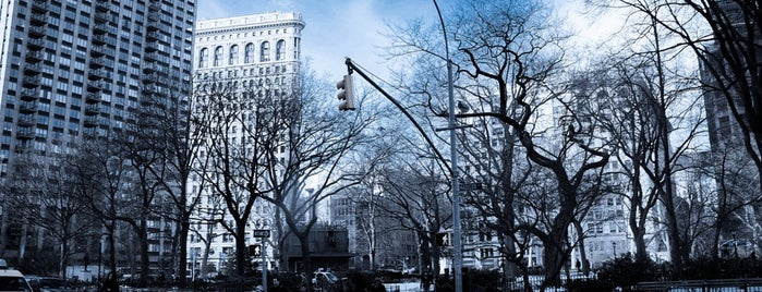Madison Square Park is one of NYC Neighborhoods.