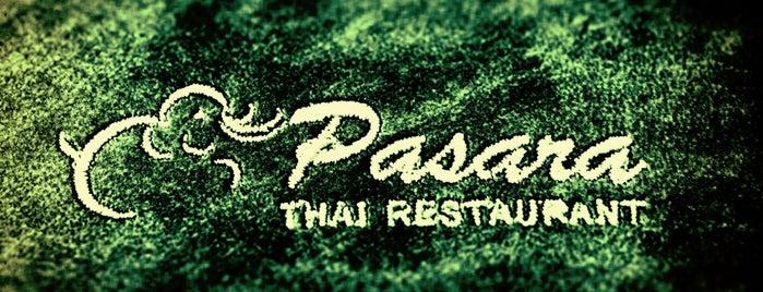 Pasara Thai is one of DC Metro.