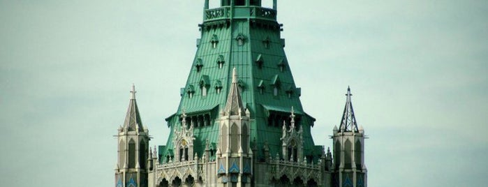 Edificio Woolworth is one of Architecture - Great architectural experiences NYC.
