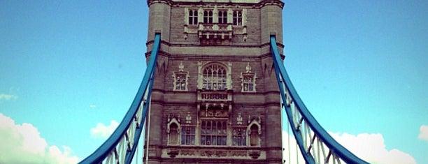 Jembatan Menara is one of London.