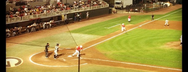 Foley Field is one of Athens Bucket List.