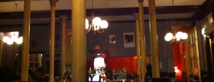 The Roebuck is one of My London spots....