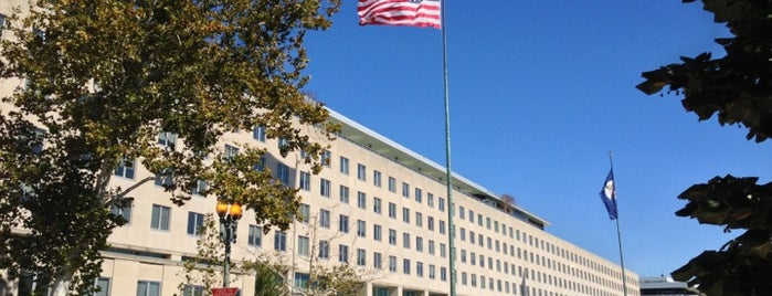 U.S. Department of State, Harry S Truman Building is one of Washington DC.