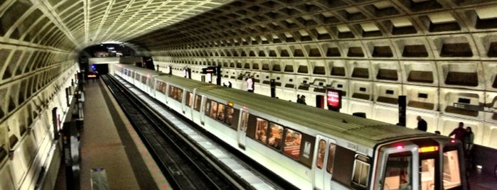 McPherson Square Metro Station is one of DC Metro Insider Tips.