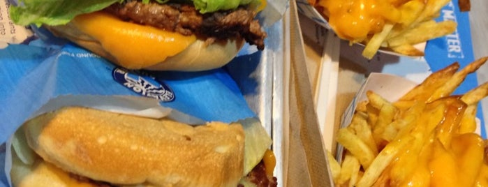 Elevation Burger is one of Restaurants in Riyadh.