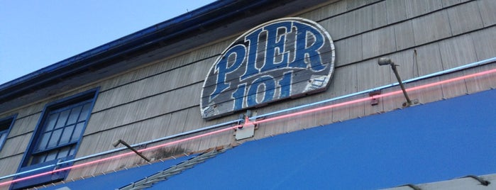 Pier 101 is one of Jacobさんのお気に入りスポット.