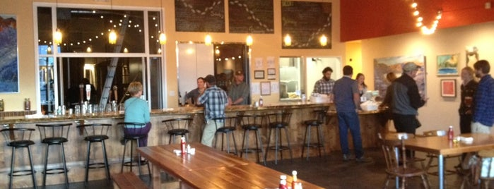 Mountain Rambler Brewery is one of Bishop.