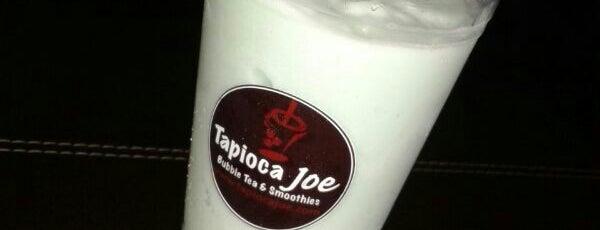 Tapioca Joe is one of Tempat yang Disimpan Mariel.