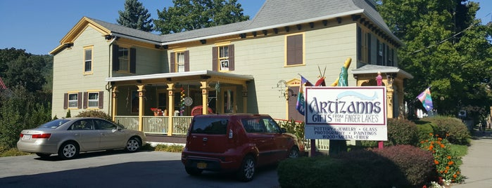 Artizanns is one of Naples, NY.