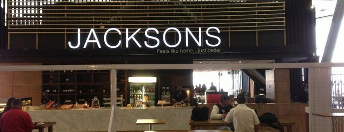 Jacksons is one of Kristen'in Beğendiği Mekanlar.