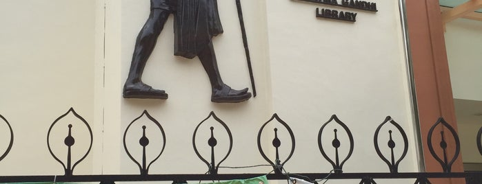 Mahatma Gandhi Memorial is one of Catherine'nin Kaydettiği Mekanlar.
