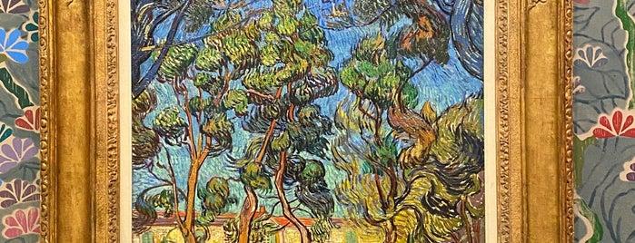 Fondation Vincent Van Gogh is one of Arles.