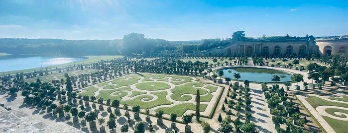 Orangerie du Château de Versailles is one of France.