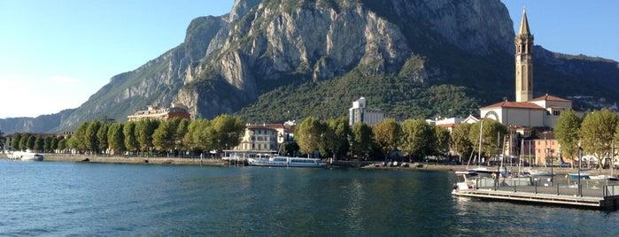 Lungolago di Lecco is one of Posti che sono piaciuti a Annalisa.