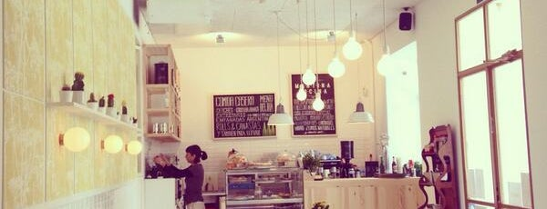 MartinaCocina is one of Brunch y cafe.