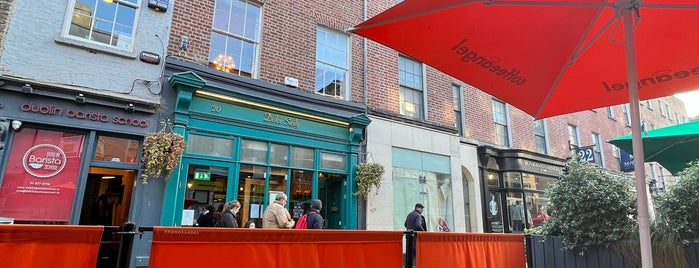 Coffeeangel is one of Dublin: Favourites & To Do.
